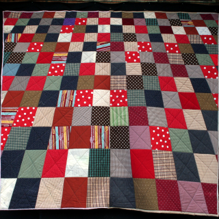 Jeff and Laurie's Quilt